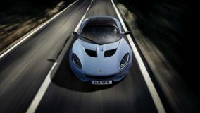Lotus Elise Club Racer 2012 In Blue Running
